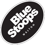 logo for Blue Stoops