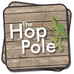 logo for Hop Pole