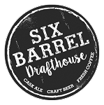 logo for Six Barrel Drafthouse