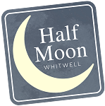logo for Half Moon